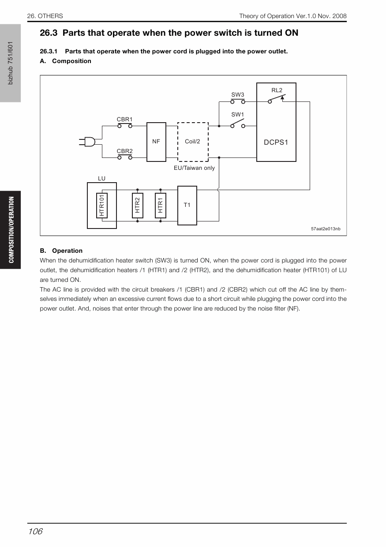 konica minolta bizhub 601 751 theory operation service manual rh qmanual  com Bizhub 601 Specifications konica minolta bizhub 601 field service manual